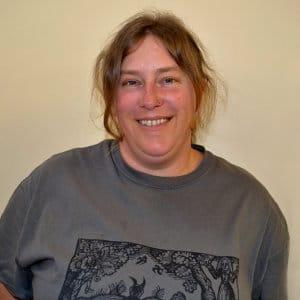 Liz Parker - Volunteer/Trustee
